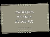 As características dos Signos do Zodíaco